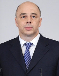 Anton Siluanov - Minister of Finance of Russia