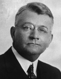 Ralph Nelson Elliott -  Financier