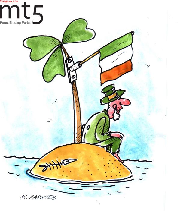 Ирландцам предсказали массовую эмиграцию из-за рецессии
