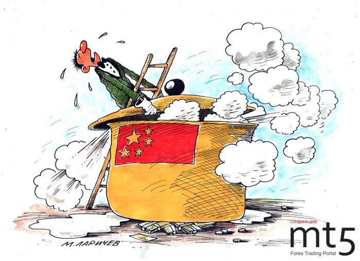 Китай поднял базовые ставки второй раз за 2 месяца