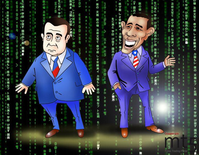 Медведев в США посетит Кремниевую долину и обсудит с Обамой тему ВТО
