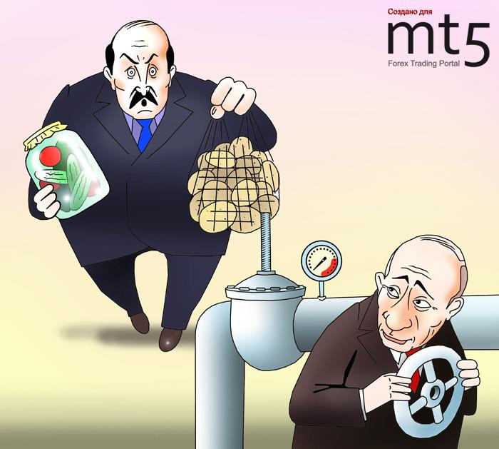 """""""Газпром"""" начал ограничение поставок в Белоруссию с 15% суточной нормы"""