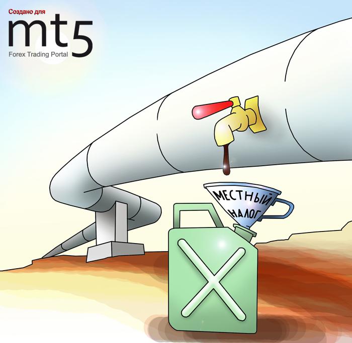 Китай объявил о введении налога с продажи нефти