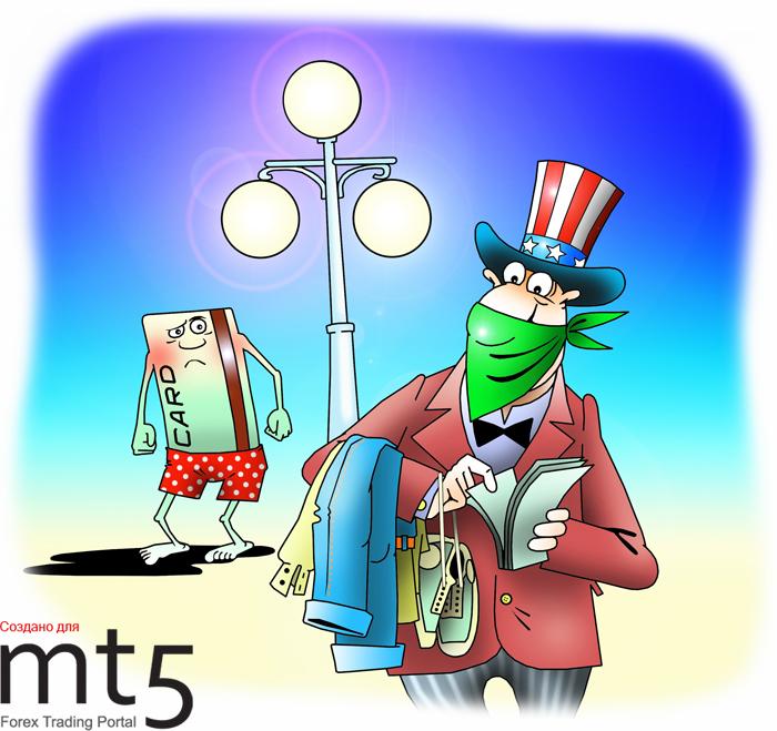 Bank of America списал 20 миллиардов долларов из-за кредитных карточек