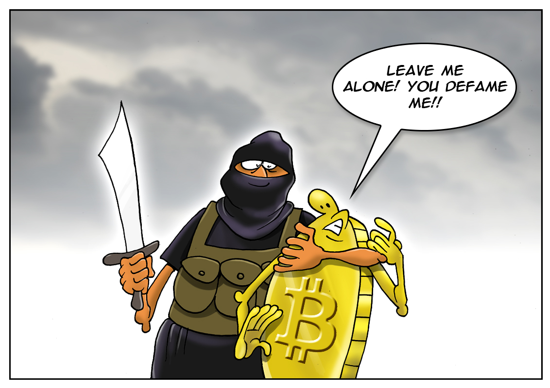 Europe cracking down on bitcoin connected to terrorism