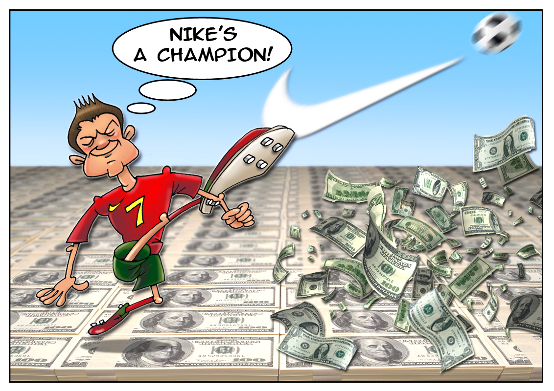 MT5 com - Nike profit surges as FIFA World Cup boosts sales