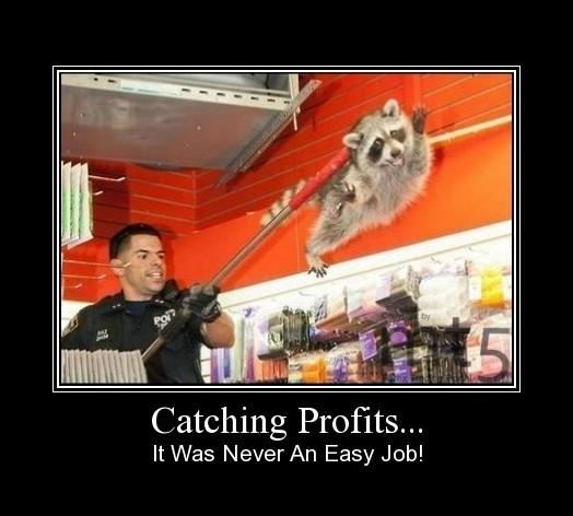 Catching Profits...