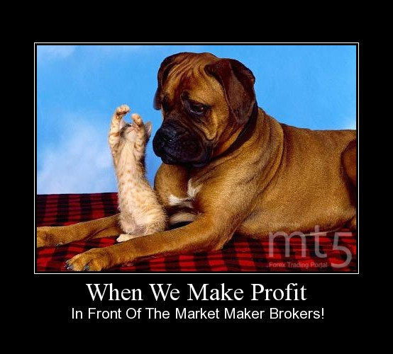 When We Make Profit