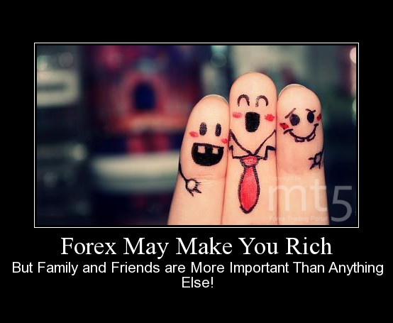 Forex May Make You Rich
