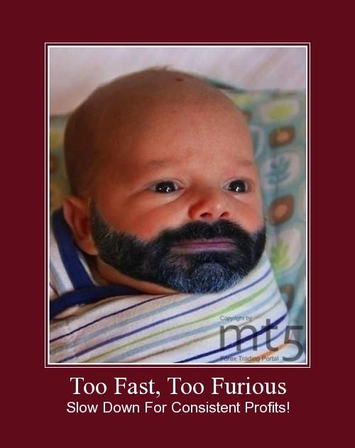 Too Fast, Too Furious