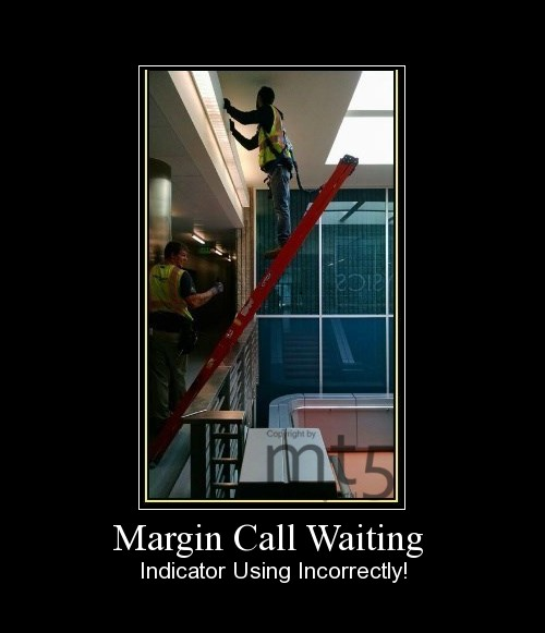 Margin Call Waiting