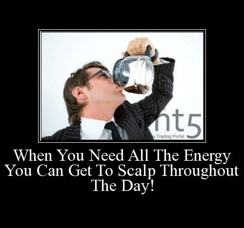 When You Need All The Energy You Can Get To Scalp Throughout The Day!