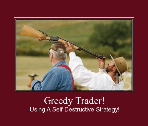 Greedy Trader!