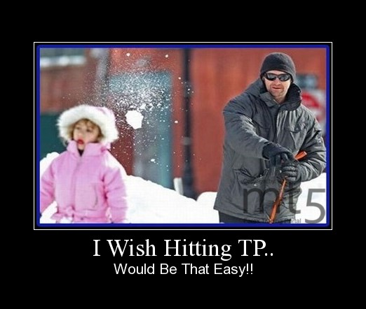 I Wish Hitting TP..