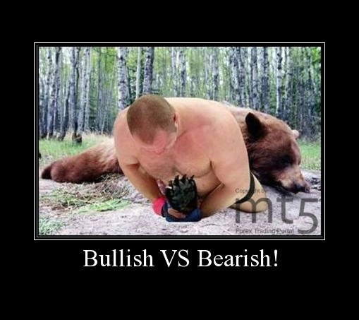 Bullish VS Bearish!