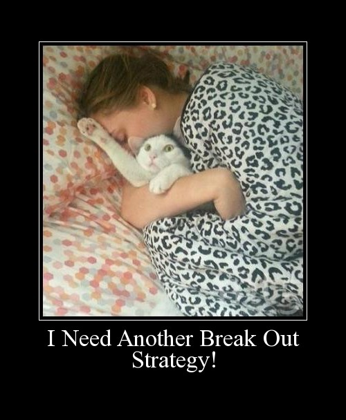 I Need Another Break Out Strategy!
