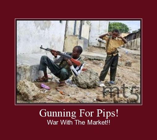 Gunning For Pips!