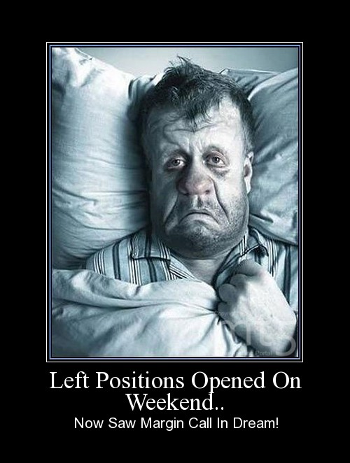 Left Positions Opened On Weekend..
