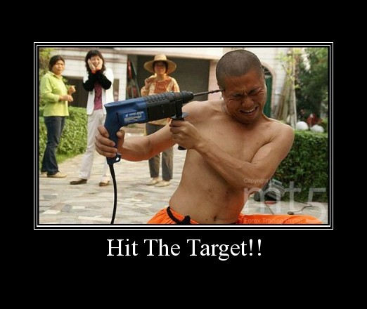 Hit The Target!!