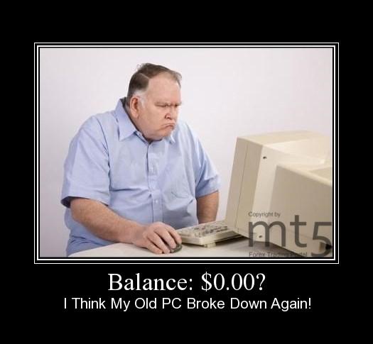 Balance: $0.00?