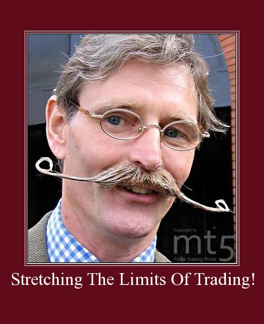 Stretching The Limits Of Trading!