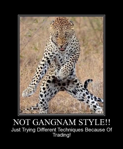NOT GANGNAM STYLE!!