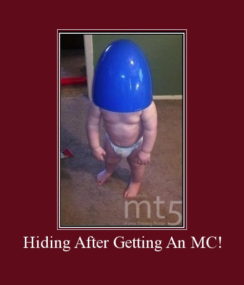 Hiding After Getting An MC!