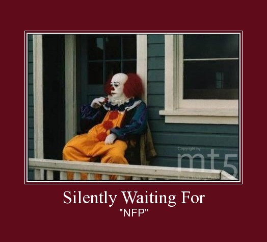 Silently Waiting For