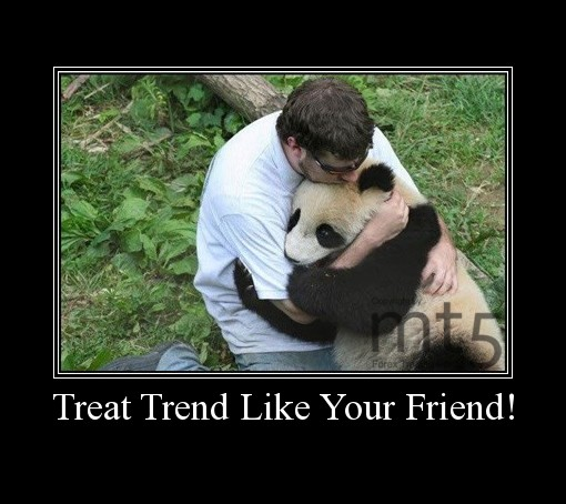 Treat Trend Like Your Friend!