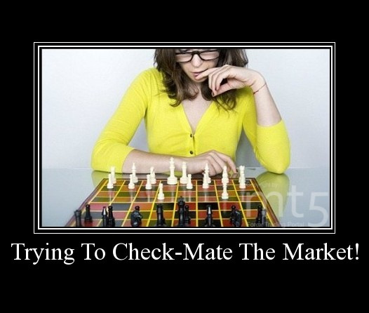 Trying To Check-Mate The Market!