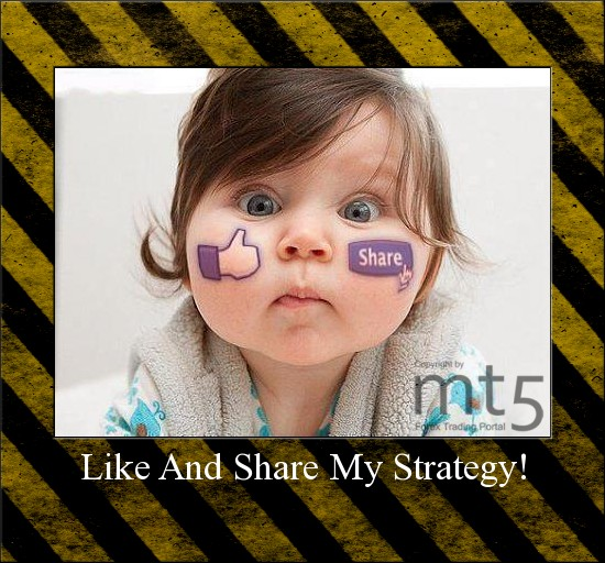 Like And Share My Strategy!