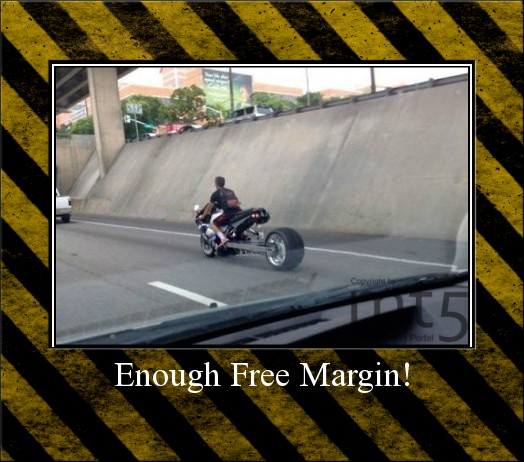 Enough Free Margin!