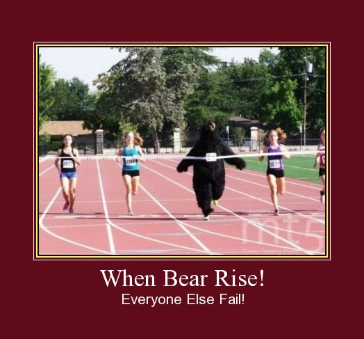 When Bear Rise!