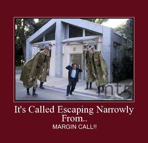 It's Called Escaping Narrowly From..