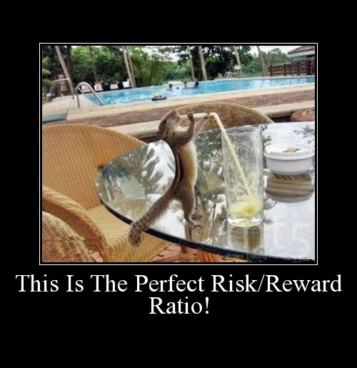 This Is The Perfect Risk/Reward Ratio!