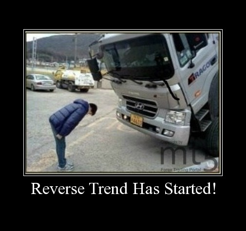Reverse Trend Has Started!