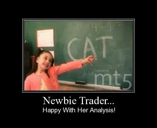 Newbie Trader...
