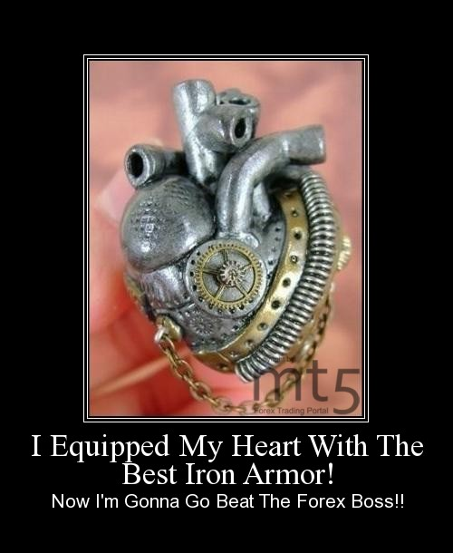 I Equipped My Heart With The Best Iron Armor!