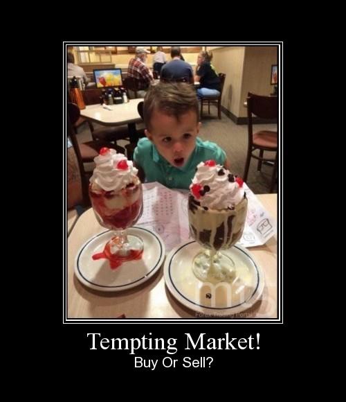 Tempting Market!