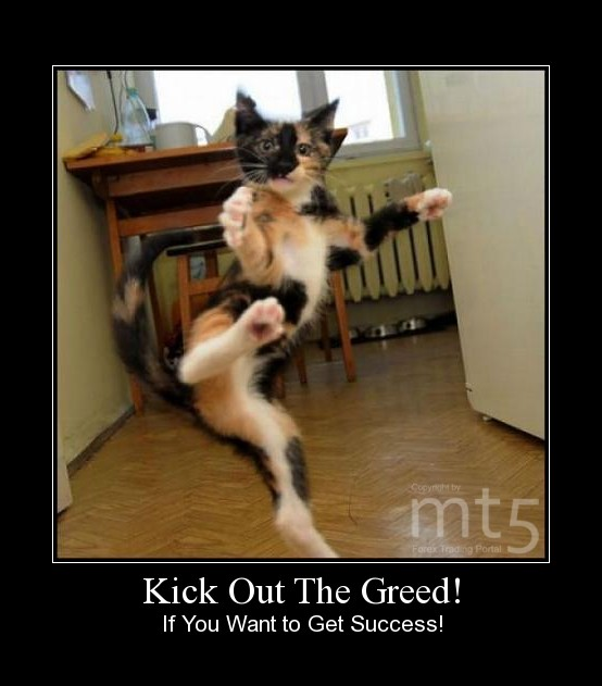 Kick Out The Greed!