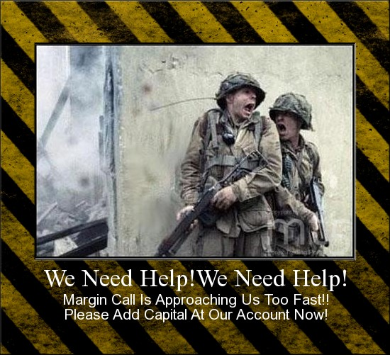 We Need Help!We Need Help!