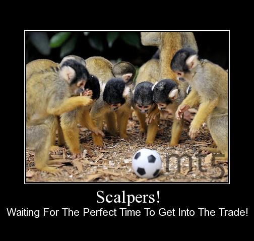 Scalpers!