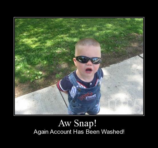 Aw Snap!