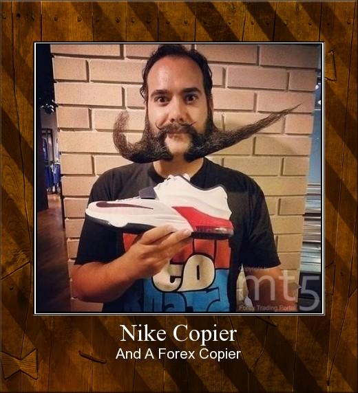 Nike Copier
