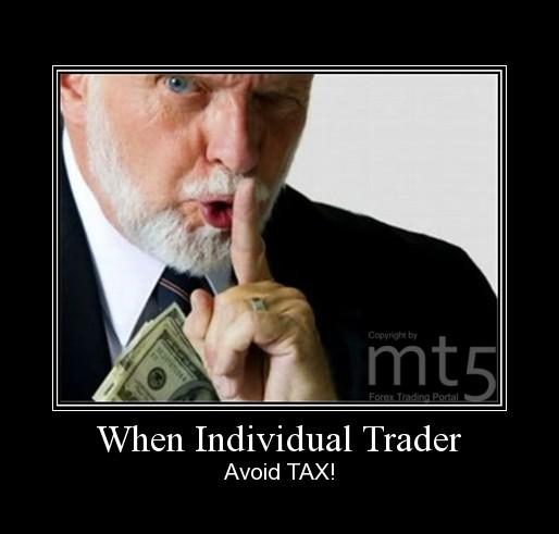 When Individual Trader