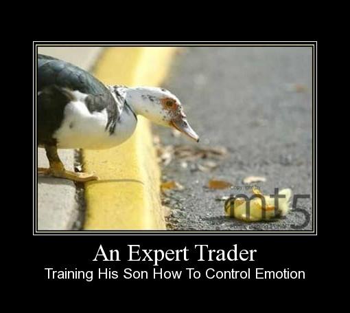 An Expert Trader