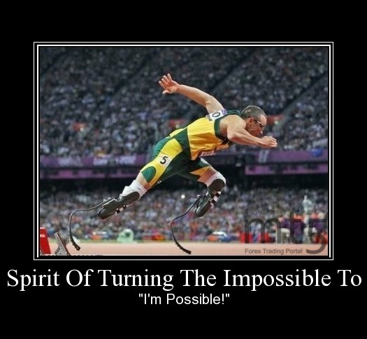 Spirit Of Turning The Impossible To