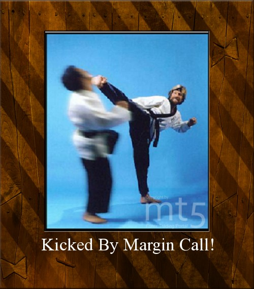 Kicked By Margin Call!