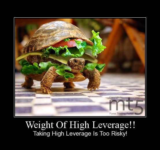 Weight Of High Leverage!!
