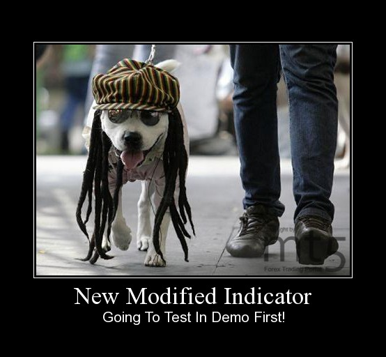 New Modified Indicator